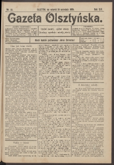 Gazeta Olsztyńska, 1904, nr 111