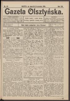 Gazeta Olsztyńska, 1904, nr 115