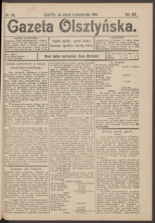 Gazeta Olsztyńska, 1904, nr 120