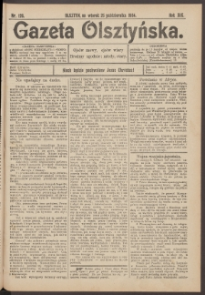Gazeta Olsztyńska, 1904, nr 126