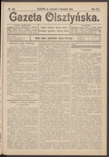 Gazeta Olsztyńska, 1904, nr 130