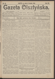 Gazeta Olsztyńska, 1904, nr 131