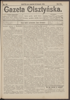 Gazeta Olsztyńska, 1904, nr 133