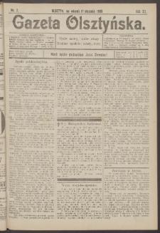 Gazeta Olsztyńska, 1905, nr 7