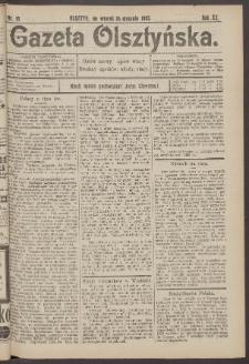 Gazeta Olsztyńska, 1905, nr 10