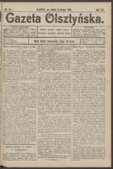 Gazeta Olsztyńska, 1905, nr 24