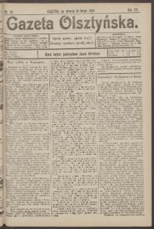Gazeta Olsztyńska, 1905, nr 25