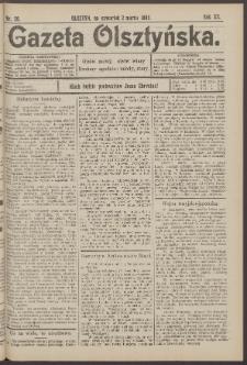 Gazeta Olsztyńska, 1905, nr 26