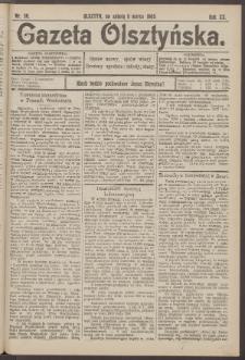 Gazeta Olsztyńska, 1905, nr 30