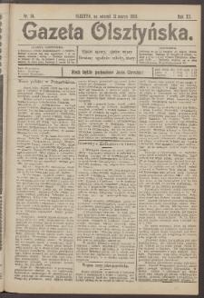 Gazeta Olsztyńska, 1905, nr 34
