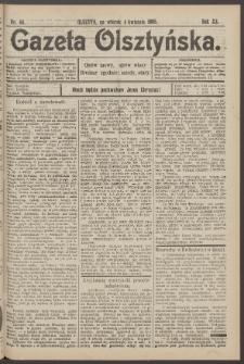 Gazeta Olsztyńska, 1905, nr 40