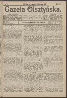 Gazeta Olsztyńska, 1905, nr 44