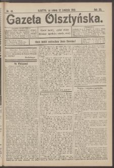 Gazeta Olsztyńska, 1905, nr 48