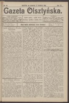 Gazeta Olsztyńska, 1905, nr 49