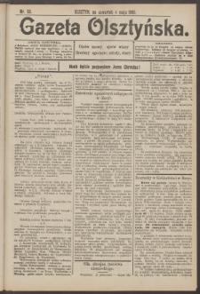 Gazeta Olsztyńska, 1905, nr 52