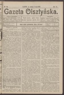 Gazeta Olsztyńska, 1905, nr 53