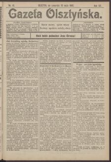 Gazeta Olsztyńska, 1905, nr 61