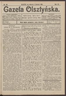 Gazeta Olsztyńska, 1905, nr 66