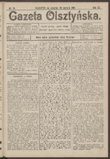 Gazeta Olsztyńska, 1905, nr 76