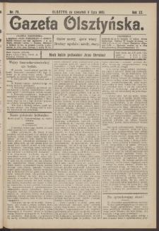 Gazeta Olsztyńska, 1905, nr 79
