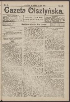 Gazeta Olsztyńska, 1905, nr 83