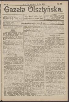 Gazeta Olsztyńska, 1905, nr 84