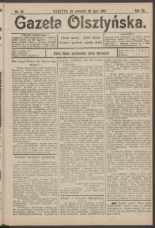 Gazeta Olsztyńska, 1905, nr 85