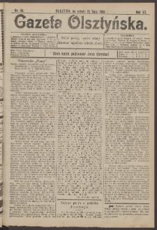 Gazeta Olsztyńska, 1905, nr 86