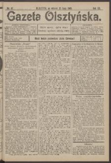 Gazeta Olsztyńska, 1905, nr 87
