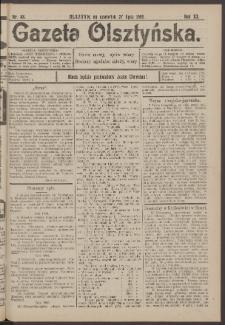 Gazeta Olsztyńska, 1905, nr 88