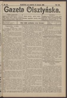 Gazeta Olsztyńska, 1905, nr 94