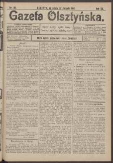 Gazeta Olsztyńska, 1905, nr 101