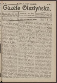 Gazeta Olsztyńska, 1905, nr 107
