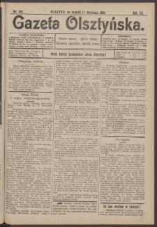 Gazeta Olsztyńska, 1905, nr 108