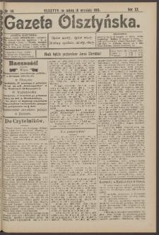 Gazeta Olsztyńska, 1905, nr 110