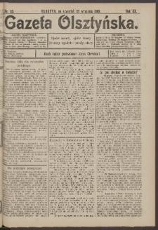 Gazeta Olsztyńska, 1905, nr 115