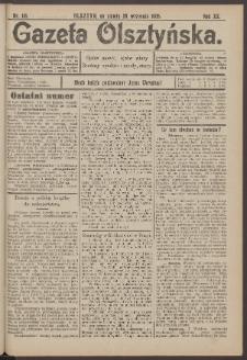 Gazeta Olsztyńska, 1905, nr 116