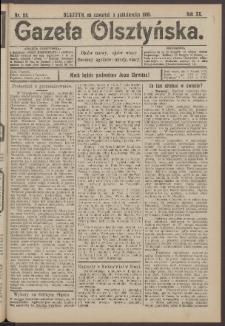 Gazeta Olsztyńska, 1905, nr 118