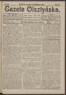 Gazeta Olsztyńska, 1905, nr 128