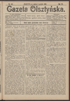 Gazeta Olsztyńska, 1905, nr 143