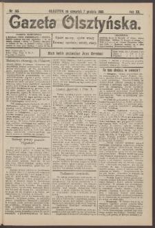Gazeta Olsztyńska, 1905, nr 145