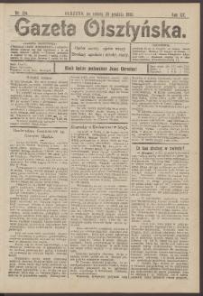Gazeta Olsztyńska, 1905, nr 154