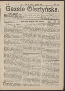 Gazeta Olsztyńska, 1906, nr 3