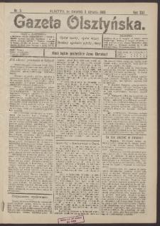 Gazeta Olsztyńska, 1906, nr 5