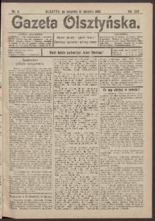 Gazeta Olsztyńska, 1906, nr 8