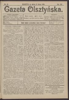 Gazeta Olsztyńska, 1906, nr 24