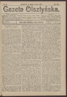 Gazeta Olsztyńska, 1906, nr 27
