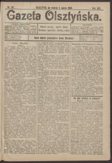 Gazeta Olsztyńska, 1906, nr 28