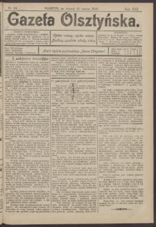 Gazeta Olsztyńska, 1906, nr 34