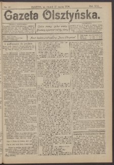 Gazeta Olsztyńska, 1906, nr 37